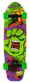Santa Cruz x Marvel Longboard Cruzer - The Hulk