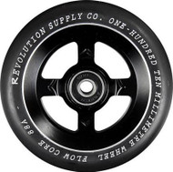 Revolution Supply Co Flow Core Wheel - Black/Black