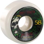 Powell Peralta Wheels McGill Snake III PF White 58 MM