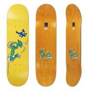 """Polar Skate Co - Ron Chatman Guest Pro Model (Yellow) - 8.25"""""""