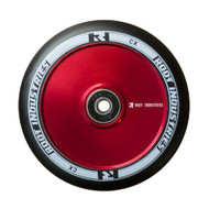 Root Industries 120mm Air Wheels - Pair - Black on Red