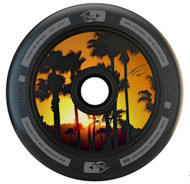 Lucky 110mm Tanner Fox Signature Hollow Core Wheel - Black