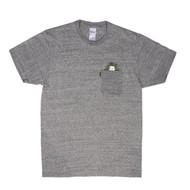RIPNDIP Cat Nip Pocket Tee - Grey