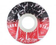 Darkstar Warrior Skateboard Wheels 51mm