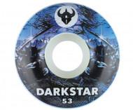 Darkstar Throwback 2 Skateboard Wheels 53mm