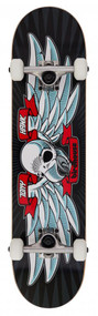 "Birdhouse Complete Skateboard Flying Falcon 7.5"" - Black"