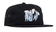 RIPNDIP - Heaven and Hell - 6 Panel Cap - Black