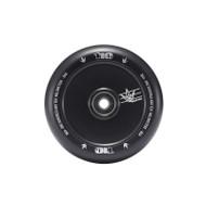 Blunt Wheel 110 MM Hollow Core  - Black