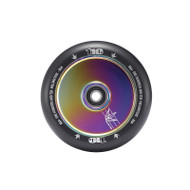 Blunt Wheel 110 MM Hollow Core  - Oil Slick