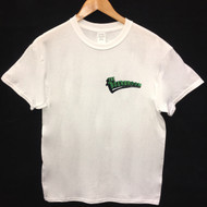 The Boardroom Official Tee - White With Green Logo