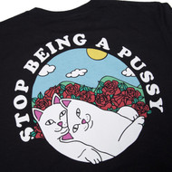 Ripndip - Cuddle Tee - Black