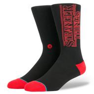 Stance X Stranger Things Socks - Logo