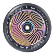 Fasen Hypno 120mm Scooter Wheel - Square Oil Slick
