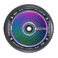 Fasen Hypno 120mm Scooter Wheel -  Dot Oil Slick