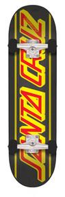 """Santa Cruz Strip Complete Skateboard 7.8"""""""