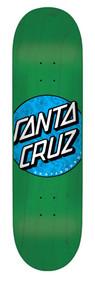 "Santa Cruz Skateboard Deck Dot Screaming Hand 7.5"""