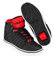 Heelys Uptown Black / Red Ballistic