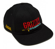 Copy of Grizzly X Adventure Time Dad Hat - Black