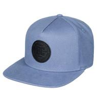 DC Proceeder - Snapback Cap - Blue Mirage