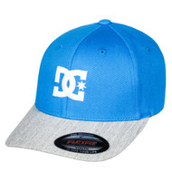 DC - Cap Star 2 - Flexfit Cap - Blue