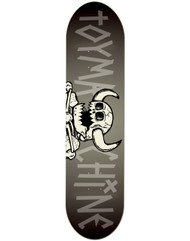 "Toy Machine Skull Monster 8.25"" Deck"