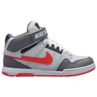 Nike SB - Boy's Nike SB Mogan Mid Top 2 JR - Skateboarding Shoe - Coral Anthracite