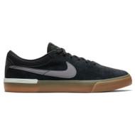 Nike SB - Men's Nike SB Hypervulc Eric Koston Skateboarding Shoe - Black/Gunsmoke