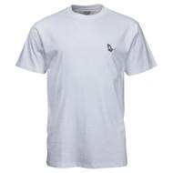 Santa Cruz T Shirt - Ghost Lady Tee - White