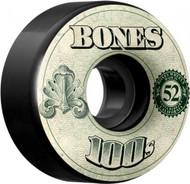 Bones Wheels OG 100's 11 V4 - Black