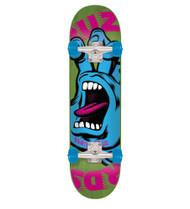 "Santa Cruz SC Screaming Hand Complete Skateboard 8.2"""