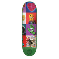 Santa Cruz Ron English POPaganda Skateboard Deck 8.3""