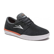 Lakai - Fremont Skate Shoe - Charcoal Suede