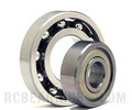 OS 91, 105 HZ, SZ, RZ Standard Bearings