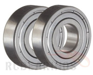 Abu Garcia 2500C ICF SPINDLE IN SPOOL Bearing Set