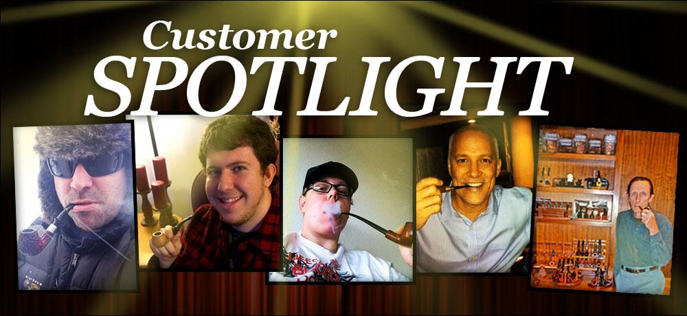 Tobacco Pipe Customer Spotlight
