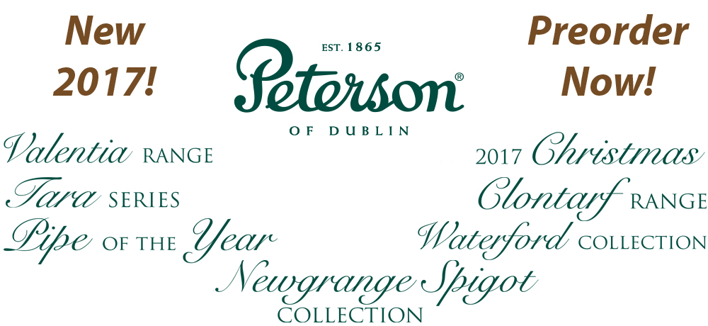 Peterson 2017 Pipes