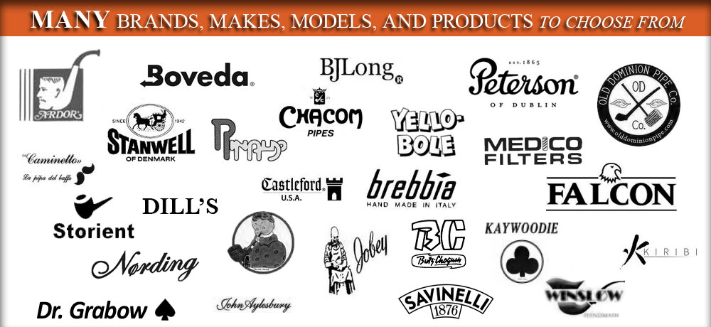 Pipe Brands