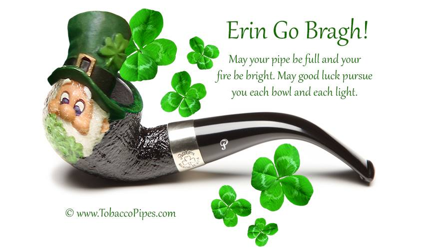 Peterson St. Patrick's Day Pipes