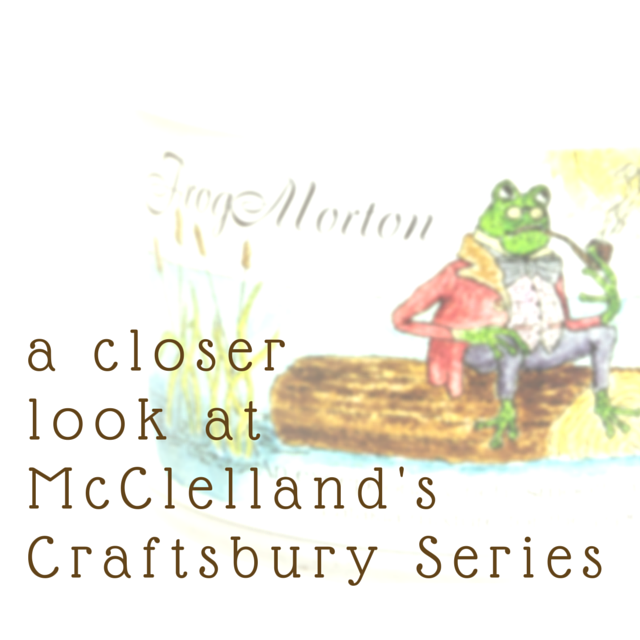 McClelland Craftsbury Blends