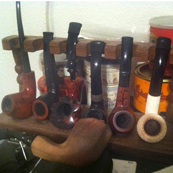 Tobacco Pipe Collection