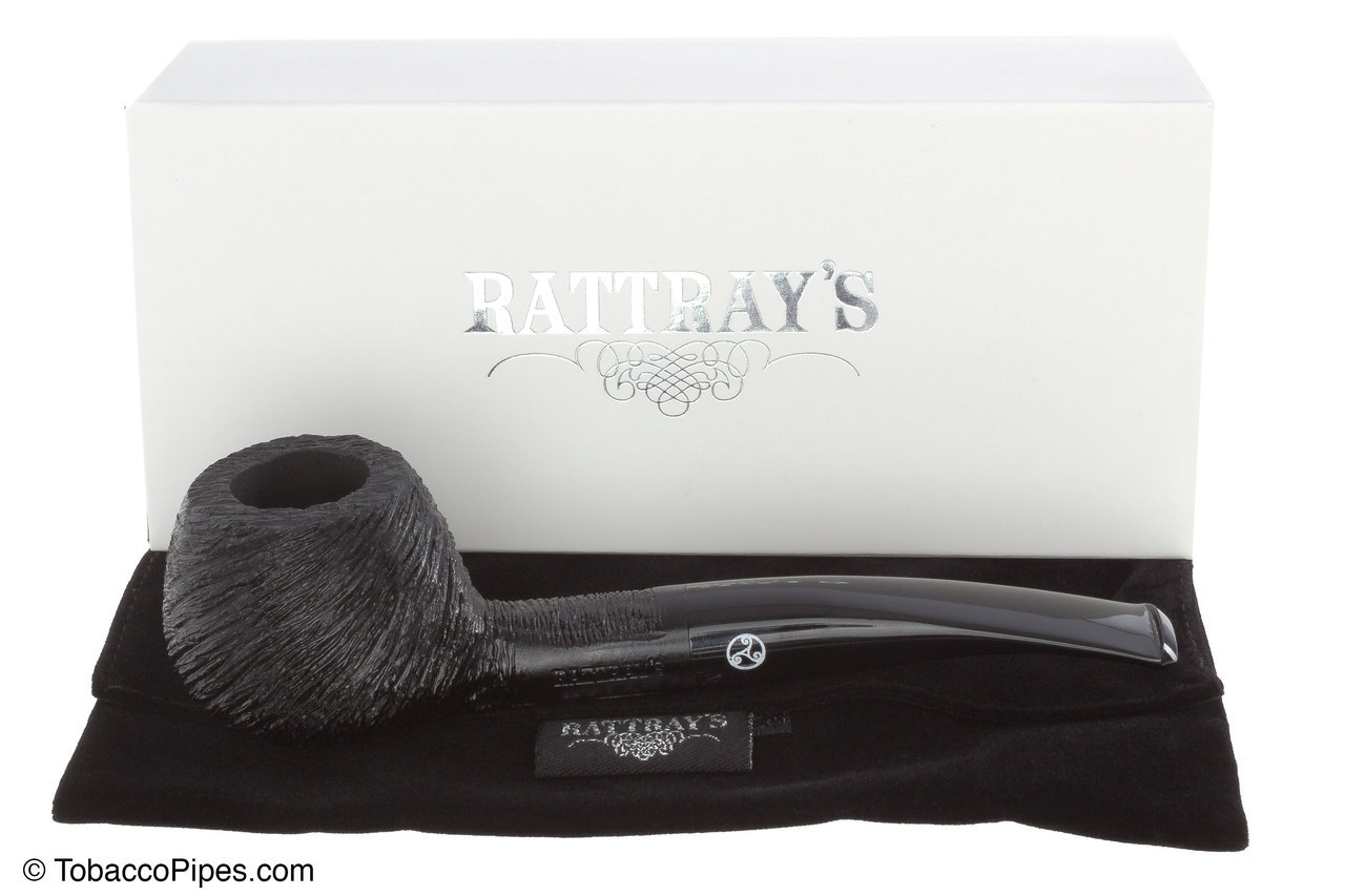 Rattray;s Kelpy 39 Tobacco Pipe