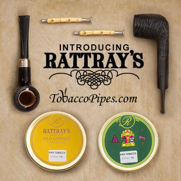 Rattray's Pipes History
