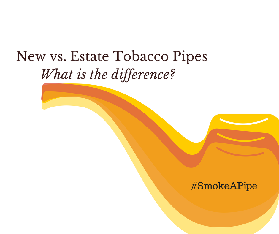 Estate tobacco pipes vs New