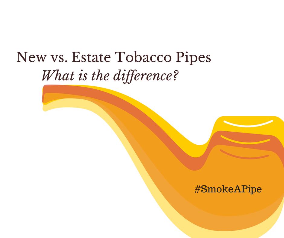 Estate tobacco pipes vs New
