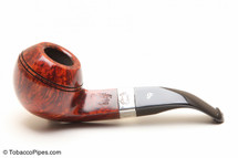 Peterson Sherlock Holmes Squire Smooth Tobacco Pipe PLIP Left Side
