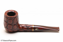 Savinelli Alligator Brown 141 Tobacco Pipe Left Side