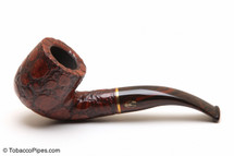 Savinelli Alligator Brown 622 Tobacco Pipe Left Side
