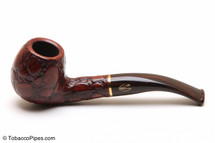 Savinelli Alligator Brown 626 Tobacco Pipe Left Side