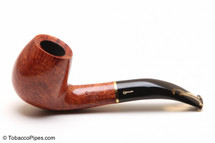 Savinelli Oscar Tiger Smooth Briar Pipe KS 677 Tobacco Pipe Left Side