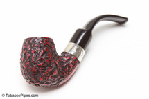 Peterson Donegal Rocky 221 Tobacco Pipe Fishtail Left Side
